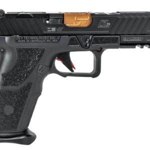 LEAF_Program_OZ9_Pistol_Standard_Black_Slide_Bronze_Threaded_Barrel_Side