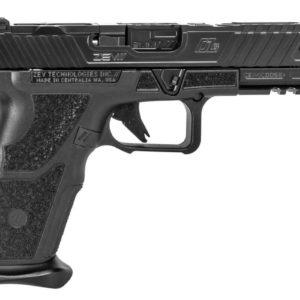 LEAF_Program_ZEVtechnologies_OZ9_Pistol_Standard_Black_Slide_Black_threaded_Barrel_Side