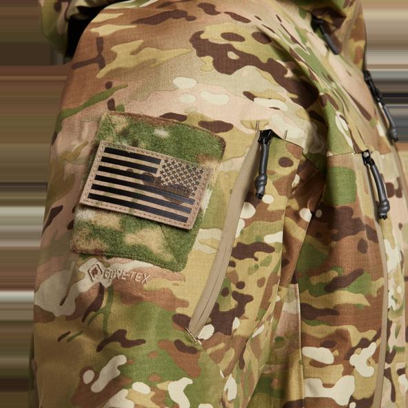 Millbrook_LEAF_Program_SITKA_SOF_50251_Multicam_Mens_WWP_Jacket_MDW_Arm