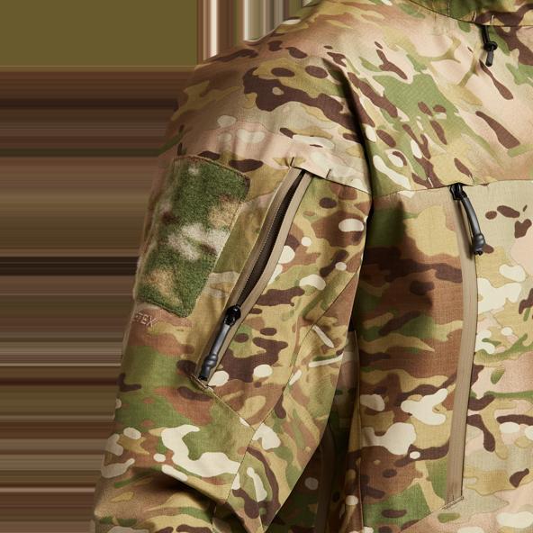 Millbrook_LEAF_Program_SITKA_SOF_50251_Multicam_Mens_WWP_Jacket_MDW_Arm_Pocket