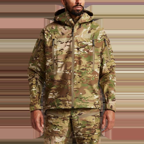 Millbrook_LEAF_Program_SITKA_SOF_50251_Multicam_Mens_WWP_Jacket_MDW_Front