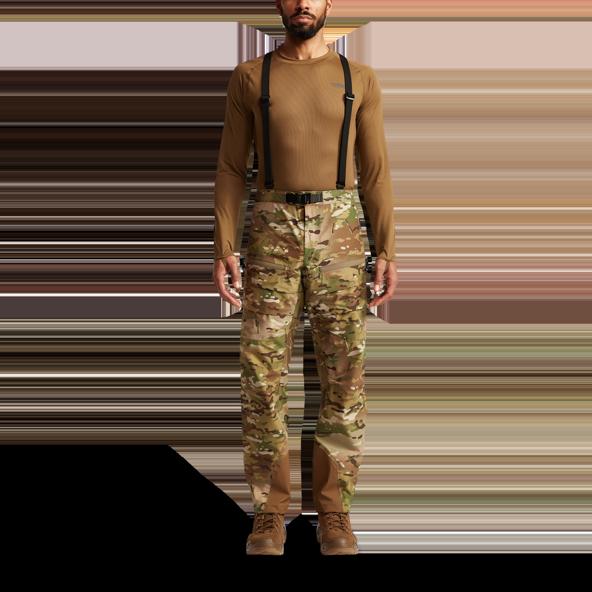 Millbrook_Tactical_LEAF_Program_SITKA_Arrowhead_SOF_2021_50252_MCC_Mens_WWP_Pant_MDW_Multicam_Pants_Front